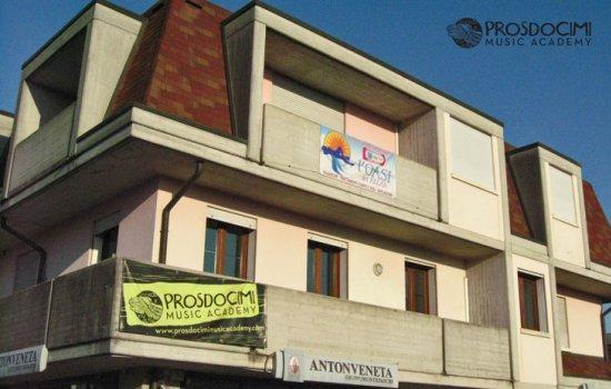 Prosdocimi Music Academy, Sede di San Giorgio in Bosco